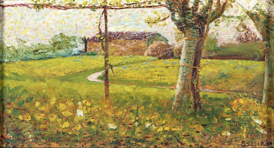 UMBERTO BOCCIONI (REGGIO CALABRIA 1882-VERONA 1916)