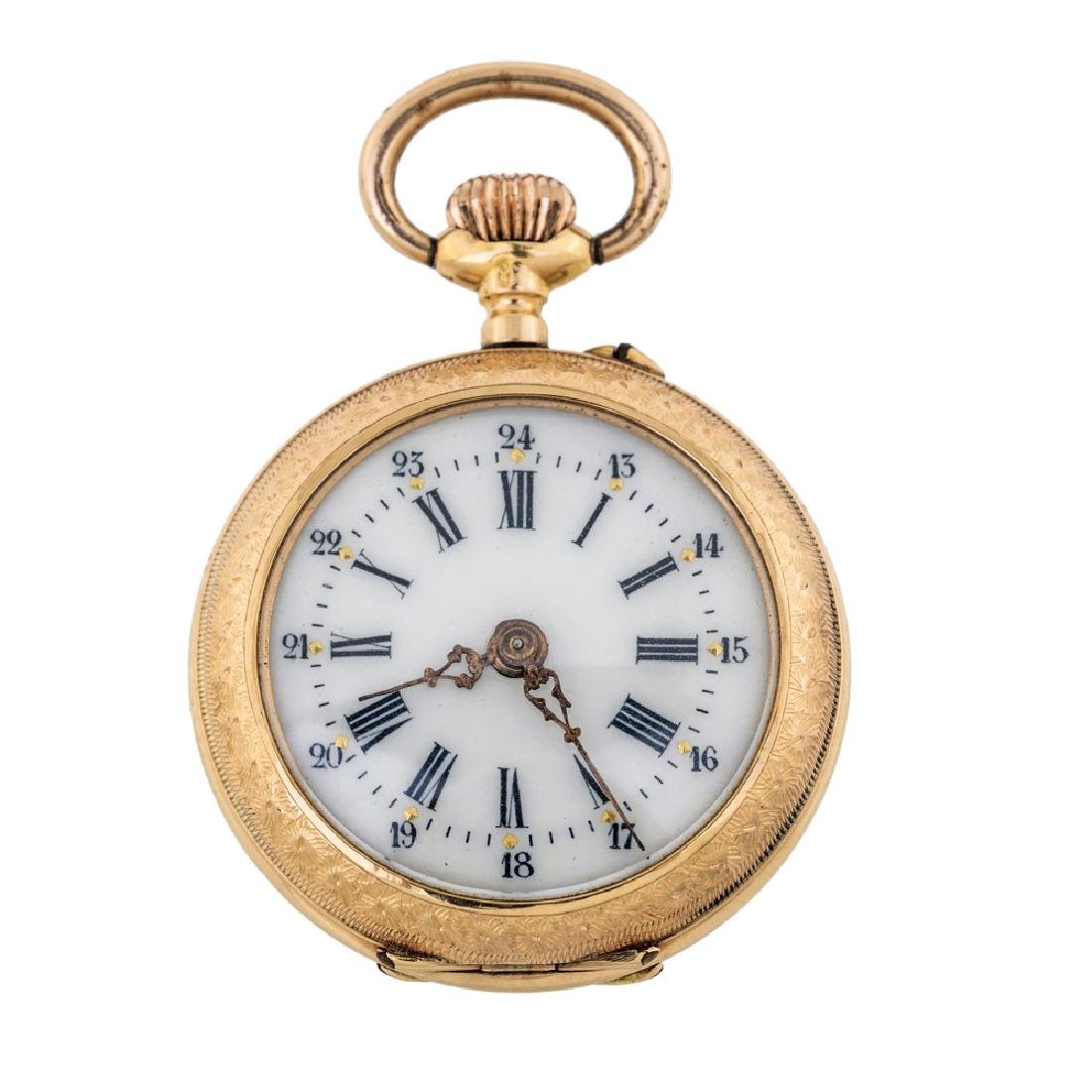 OROLOGIO DA TASCA| POCKET WATCH