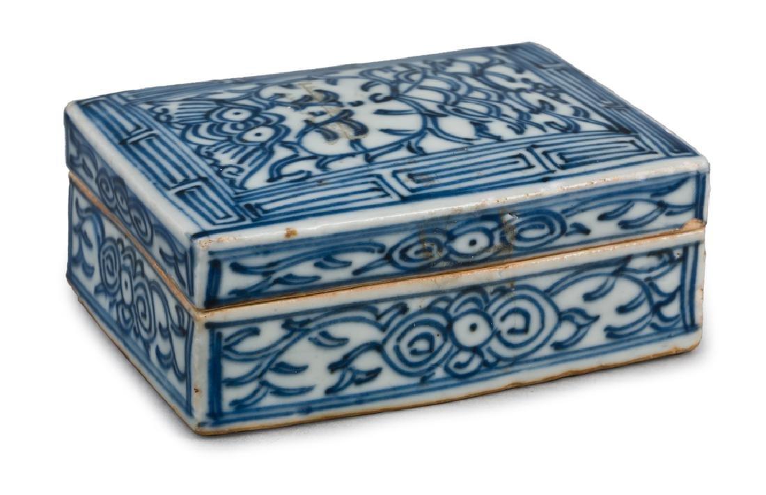 SCATOLA PORTA INCHIOSTRO  INK BOX BOX