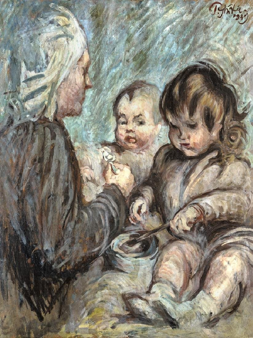 PAOLO GHIGLIA LA PAPPA DEL BEBE' THE BABY
