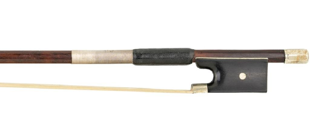 ARCO DA VIOLINO INGLESE \ AN ENGLISH VIOLIN BOW