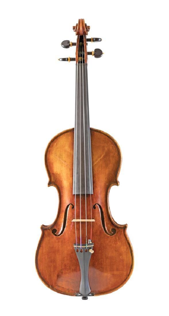 VIOLINO DI E.  1921 \ VIOLIN BY E. MARCHETTI 1921
