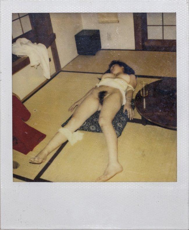NOBUYOSHI ARAKI (Tokyo 1940)   SENZA TITOLO
