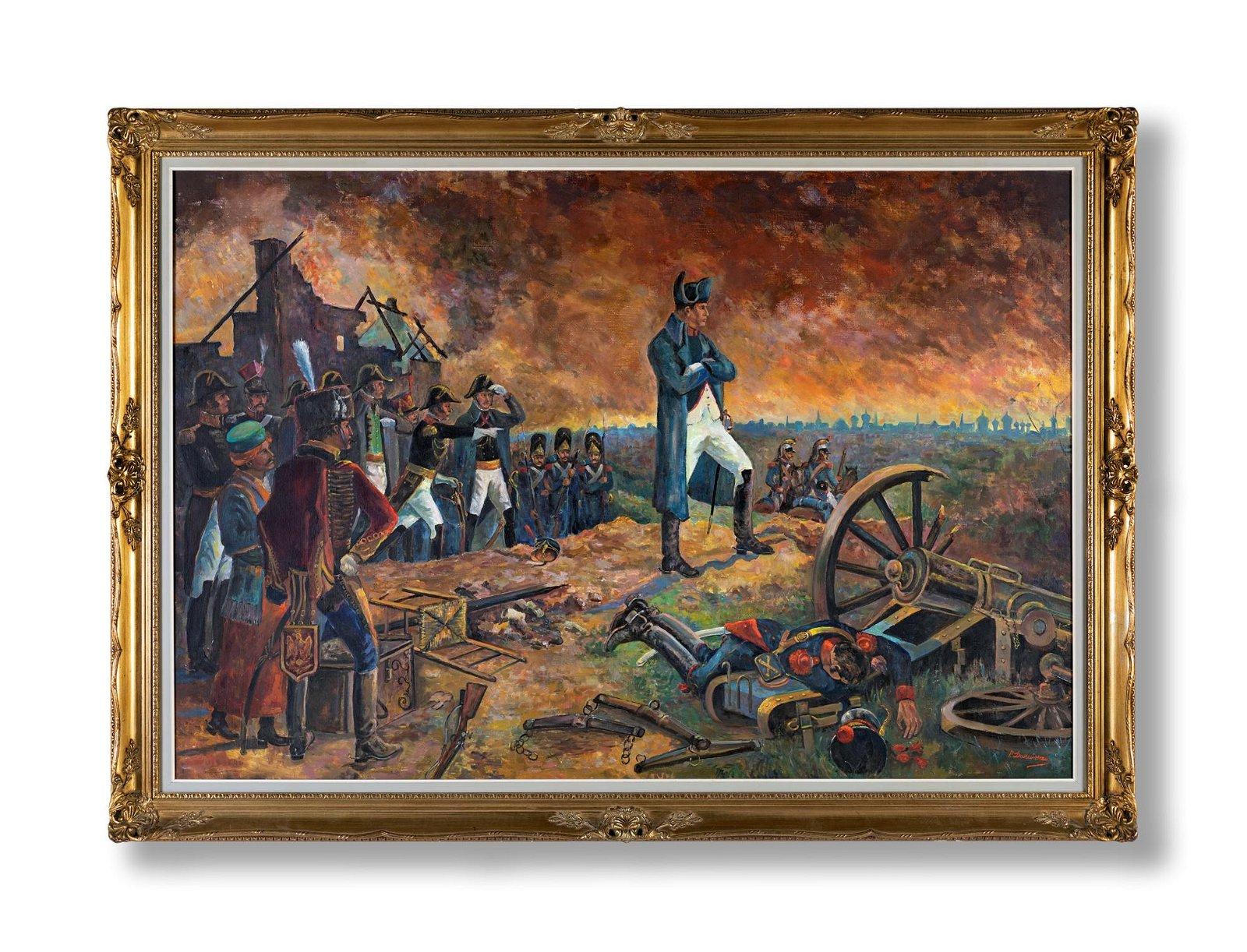 Pittore degli inizi del XX secolo   Napoleon on the