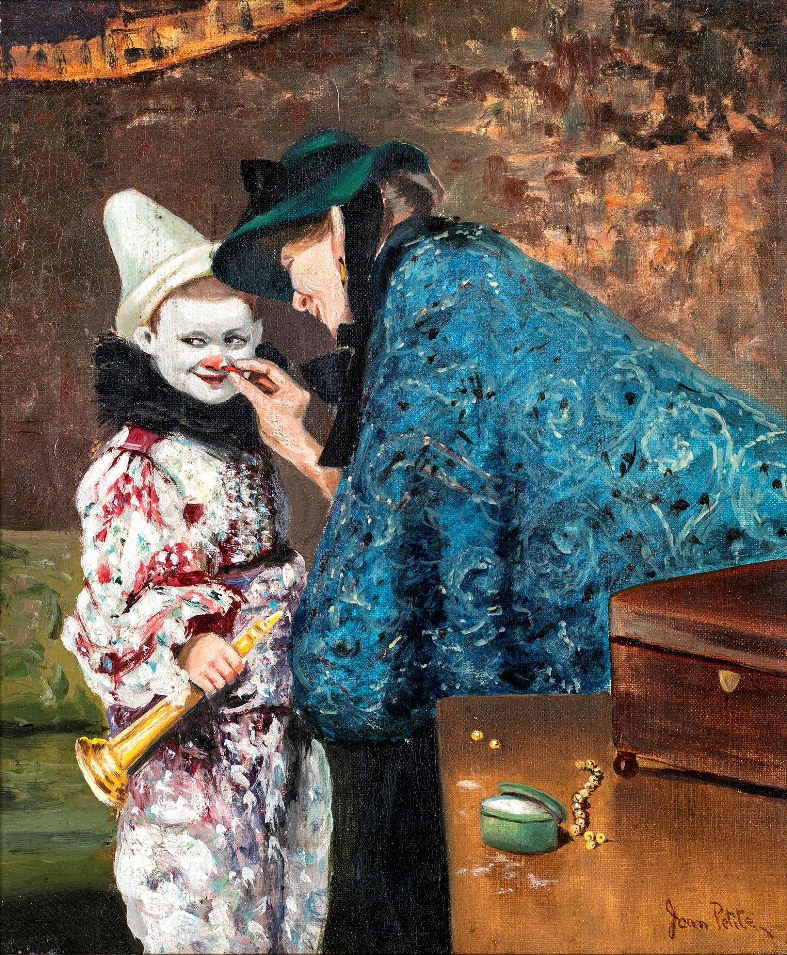 Pittore del  XIX secolo   The carnival