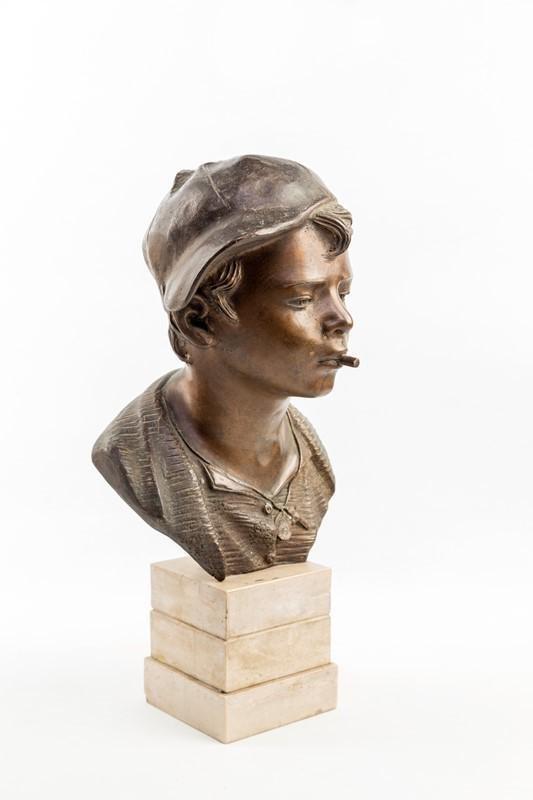 Giovanni De Martino (Napoli 1870-Napoli 1935)  Bronze
