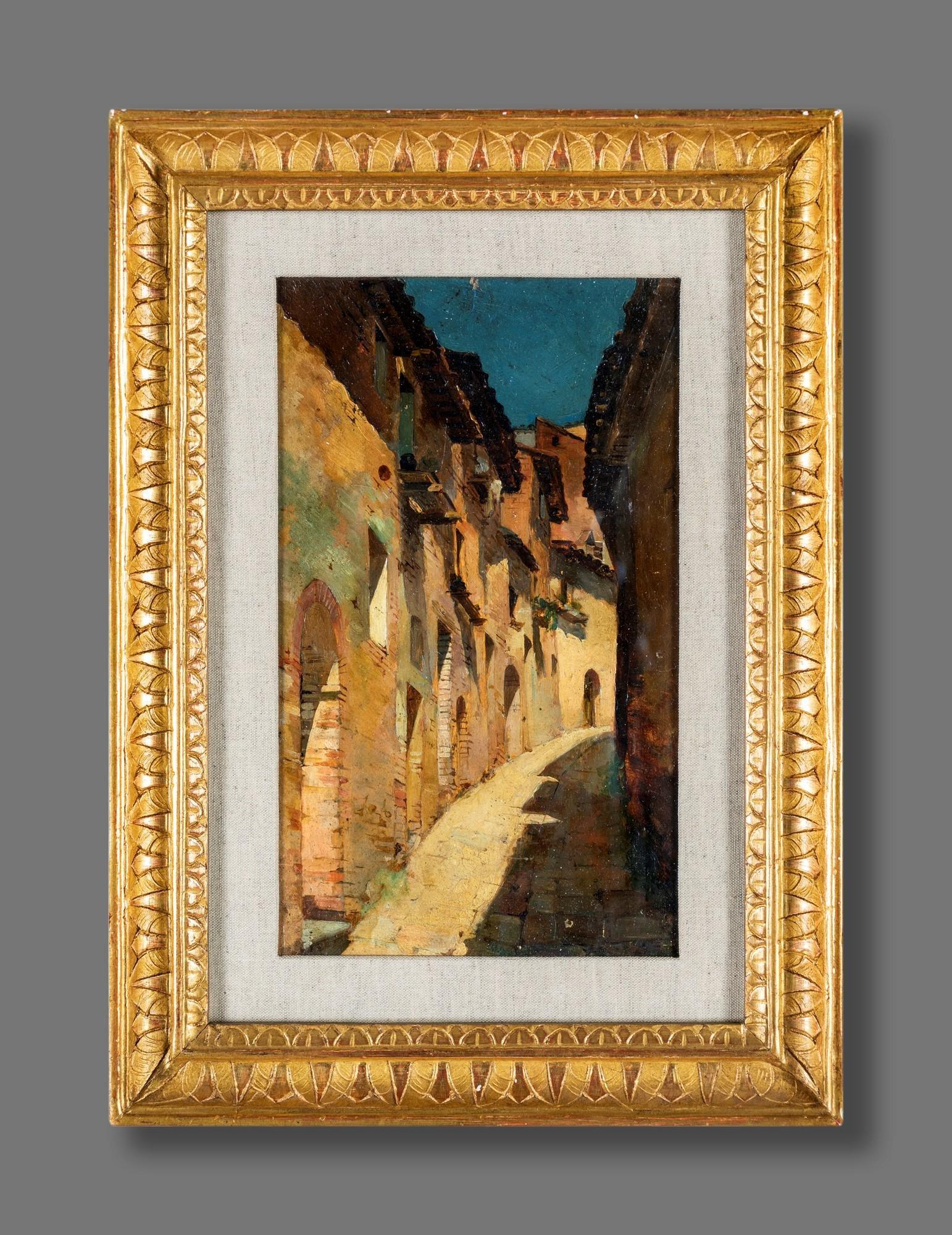 Vincenzo Cabianca (attribuito) (Verona 1827-Roma 1902)