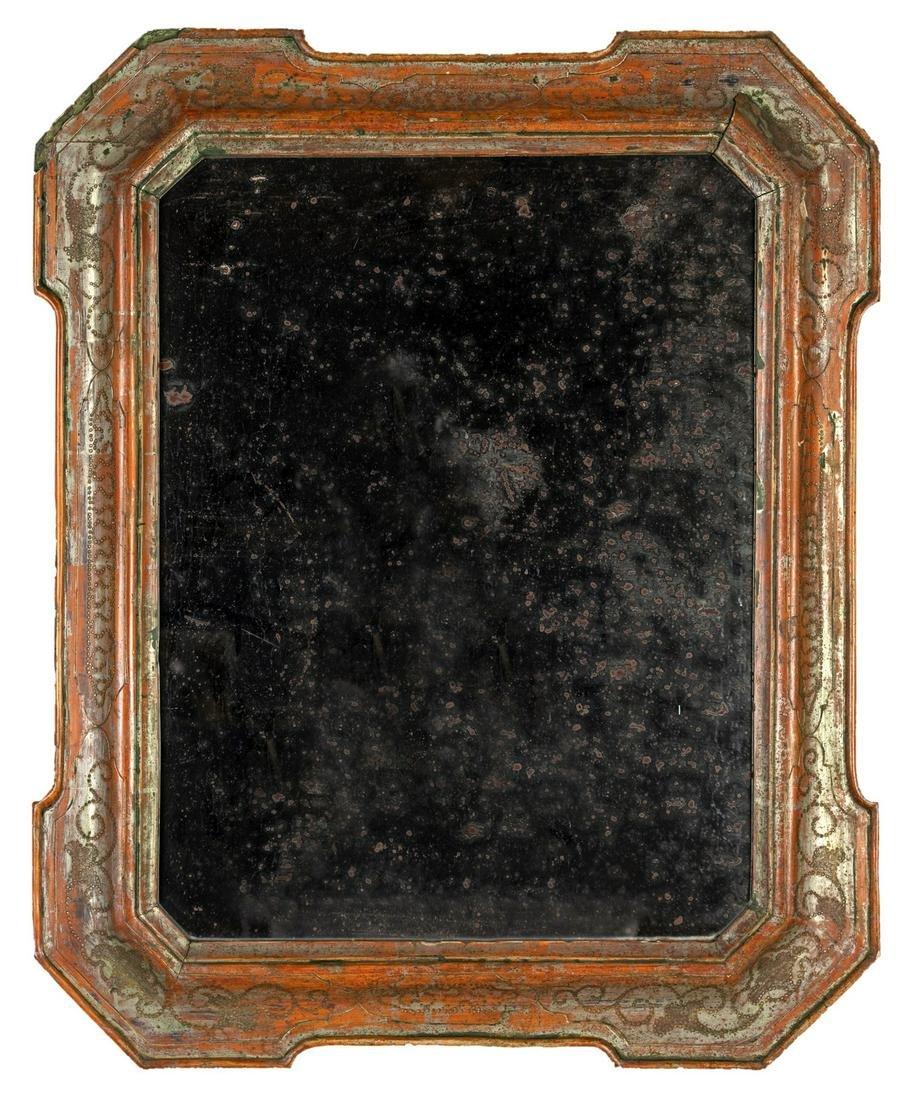 Pittore Bambocciante del XVII secolo Mirror