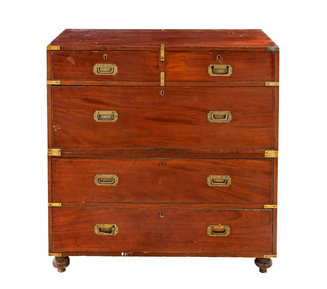 Marine chest of drawers