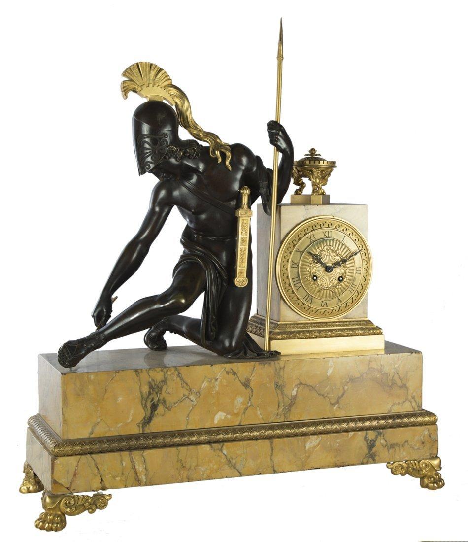 | Monumentale Orologio Carlo X Parigi 1830 circa |