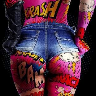 """Bootyful Krash"" by Monika Nowak"