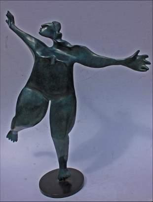 """La Bienvenue"" by Bernard Métranve"