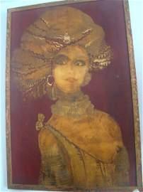 """""""sarah bernard"""" by Karima Rekhamdji"""