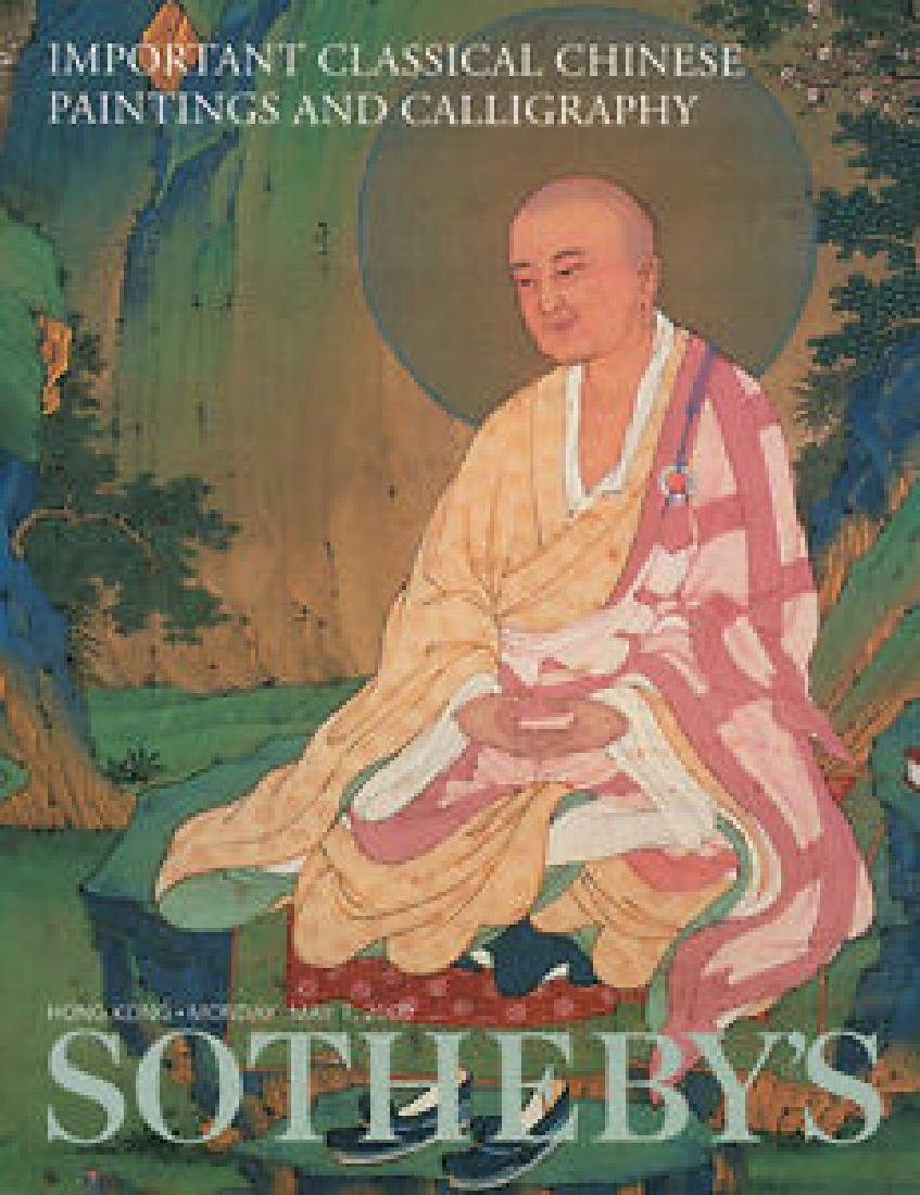 Sothebys .  Fine Chinese Paintings  and Calligraphy