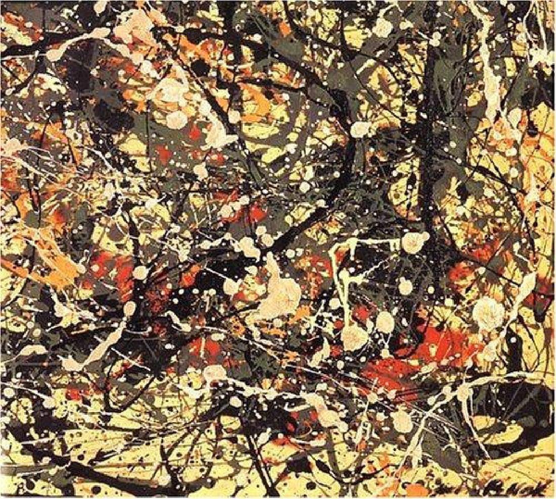 Landau. Jackson Pollock