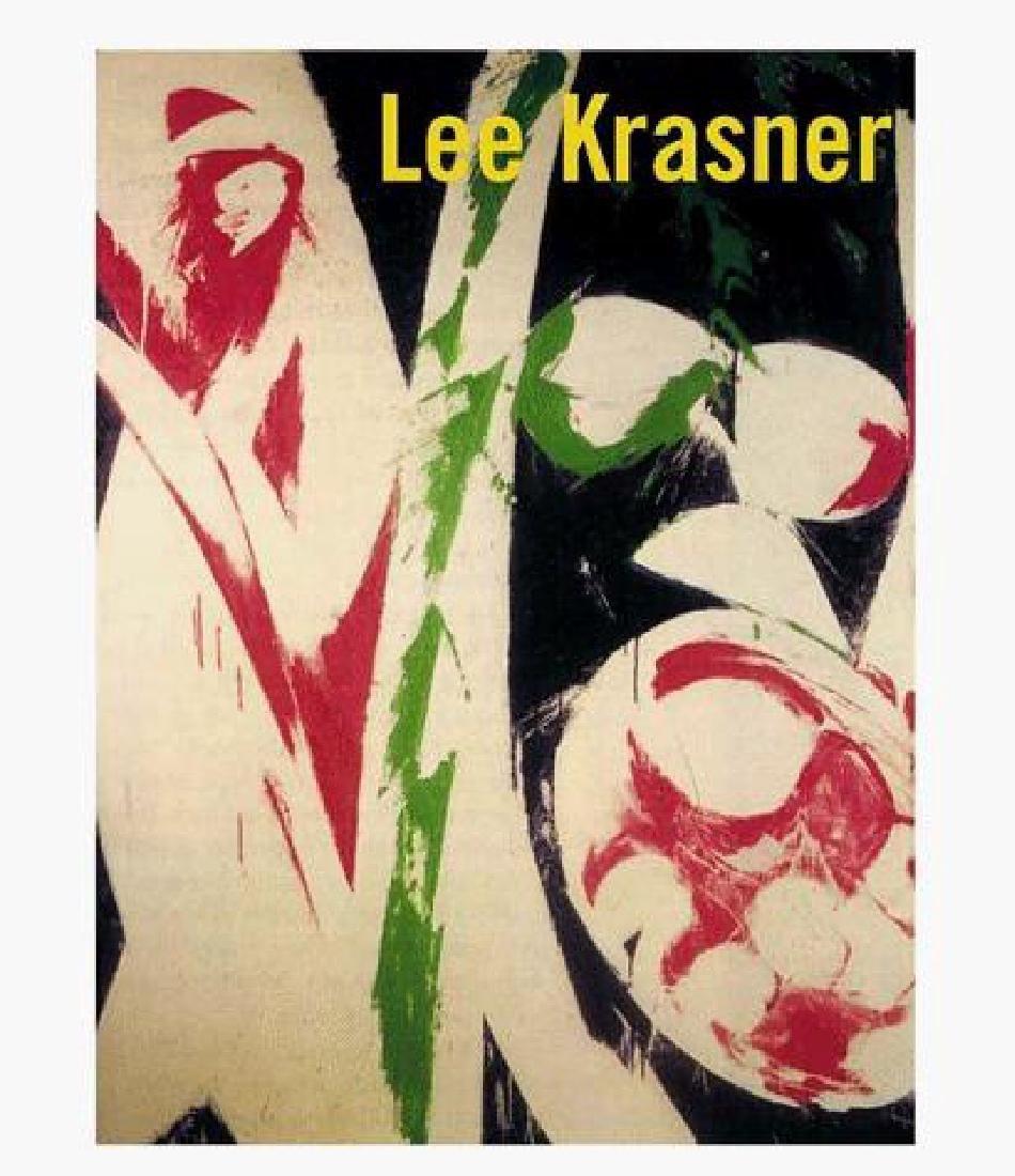 Hobbs, Robert. Lee Krasner