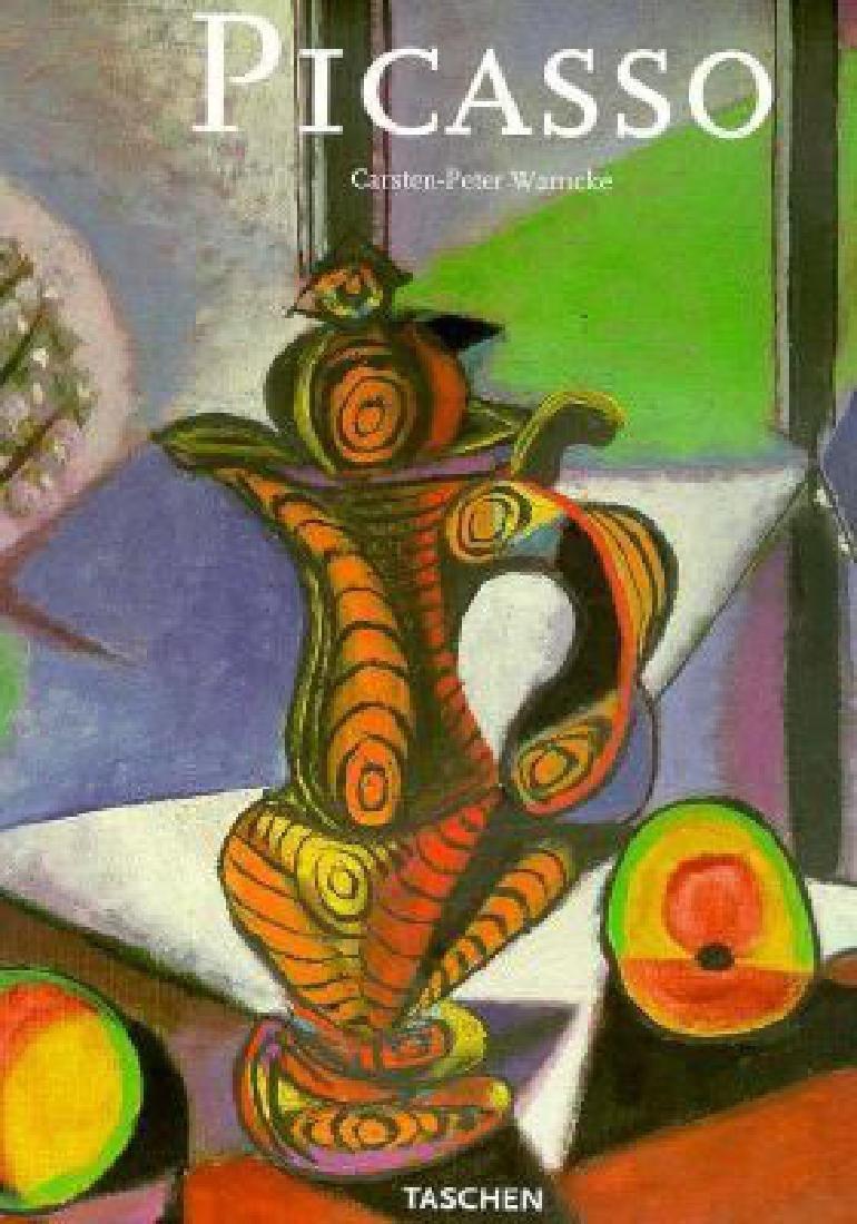 Pablo Picasso Books (3)