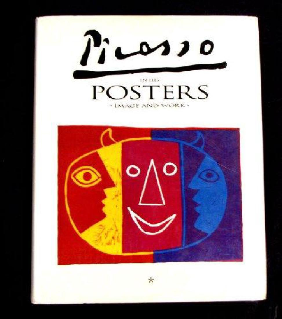 Rodrigo, Luis Carlos. Picasso in his Posters, Image and