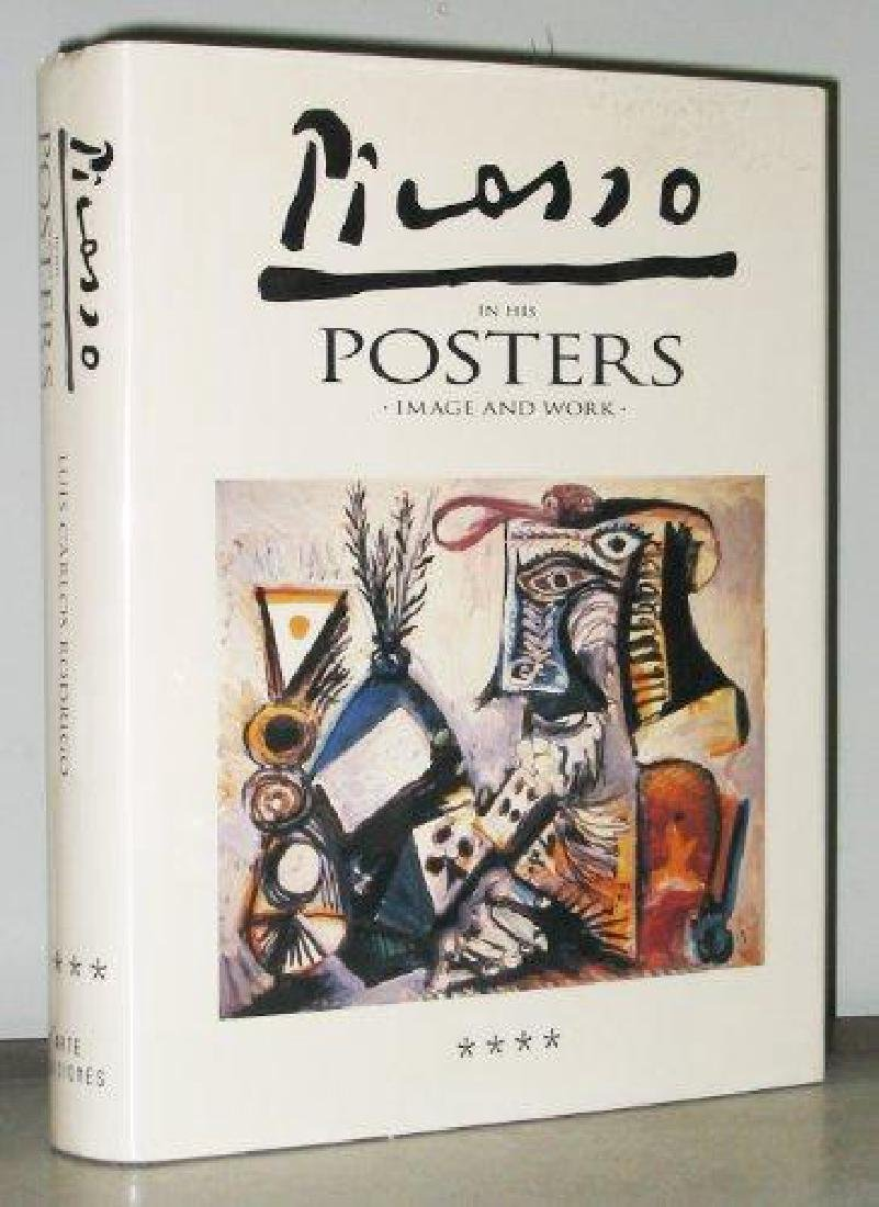 Rodrigo, Luis Carlos. Picasso in his Posters, Image and