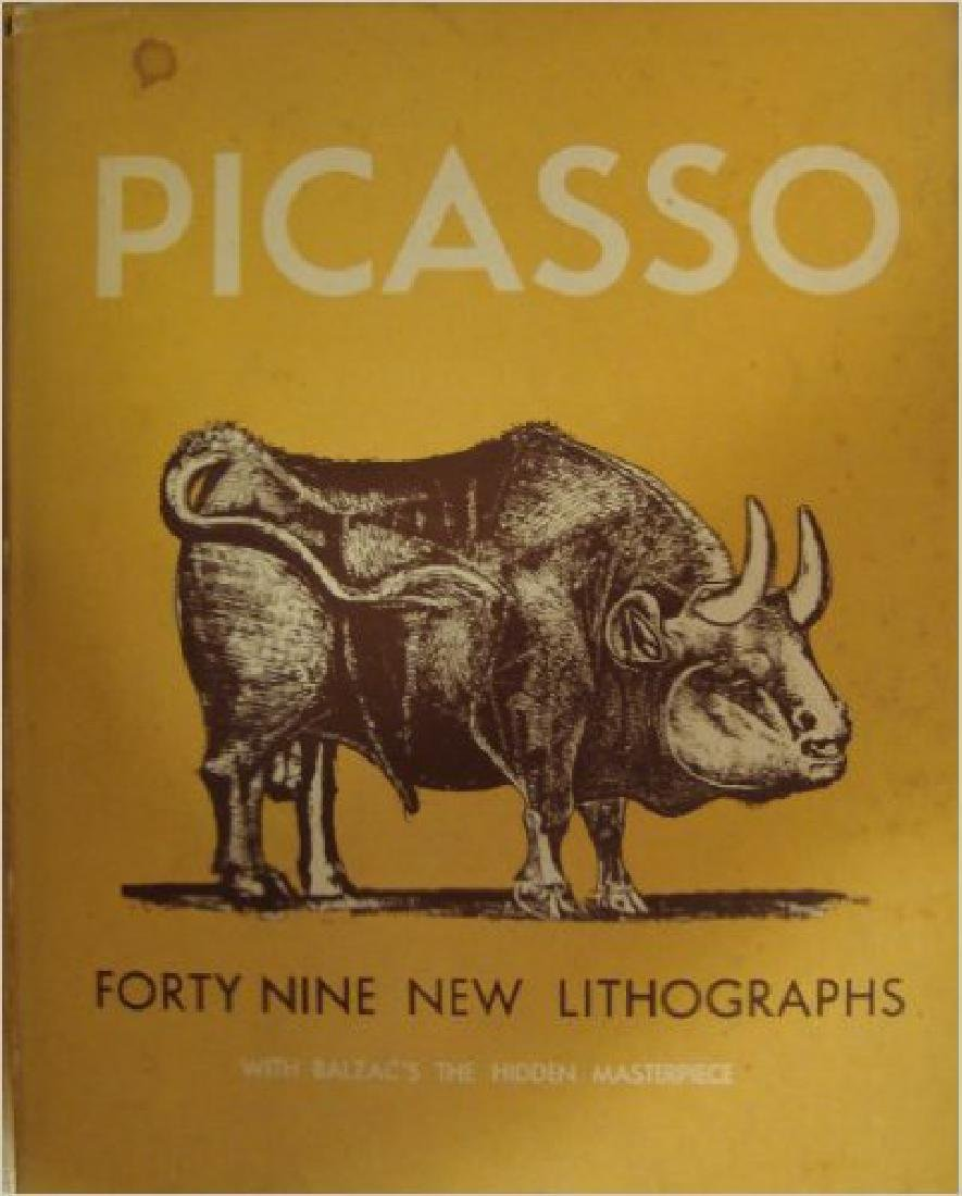 Picasso-49 Lithographs 1947