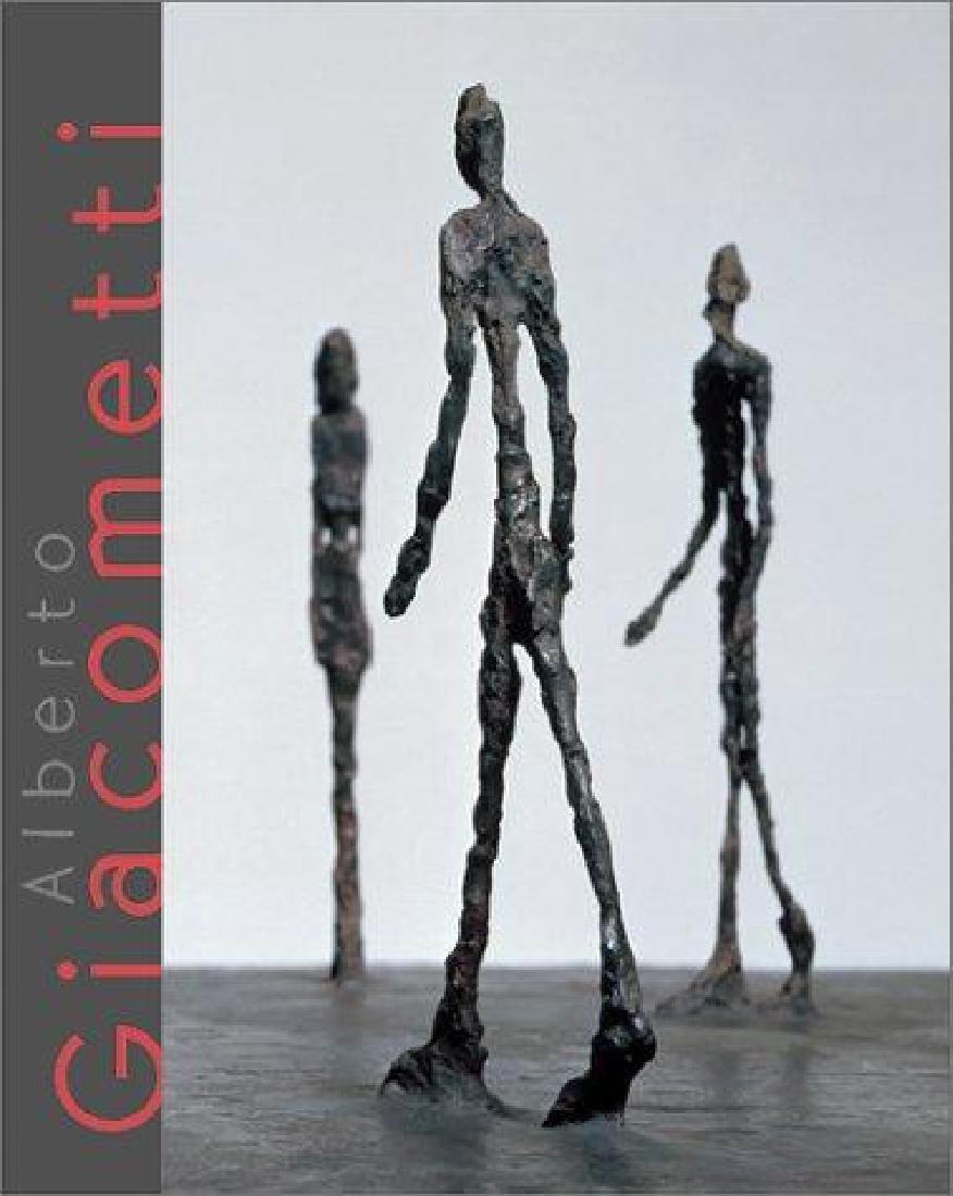 Alberto Giacometti.Museum of Modern Art. New York