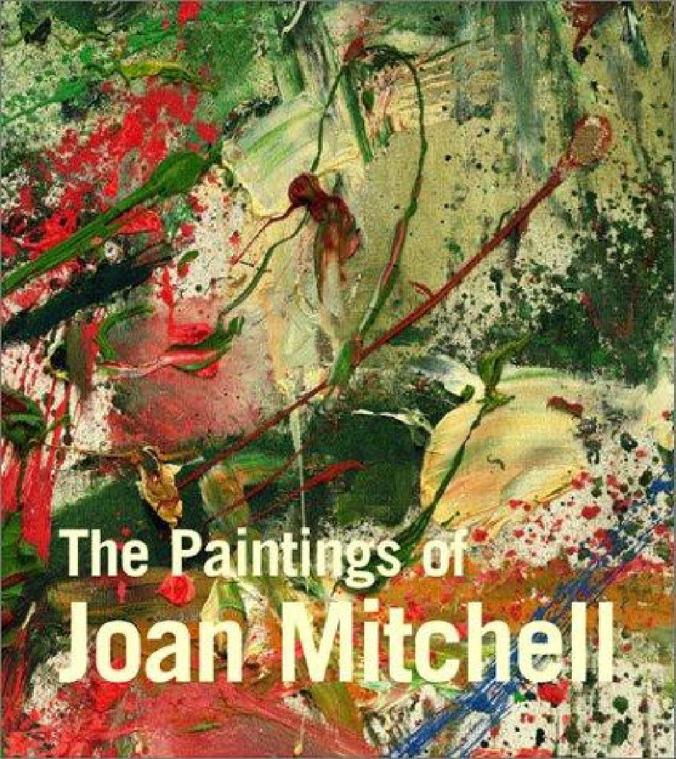 Livingston, Jane. The Paintings of Joan Mitchell