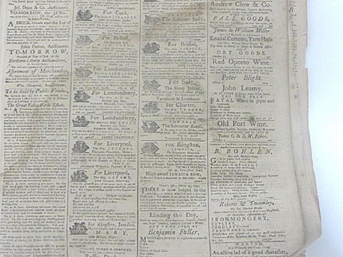 Pennsylvania Packet, & Daily Advertifer 1787-1790(4) - 2