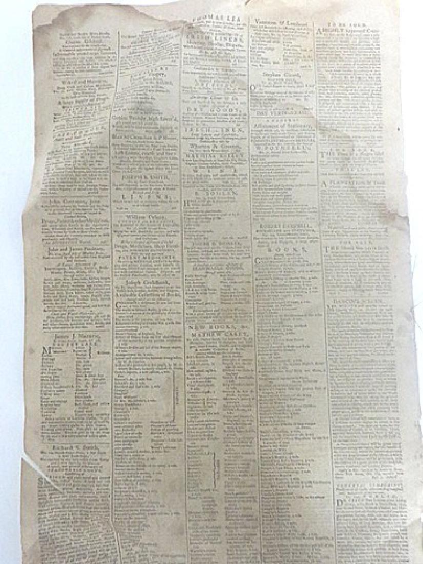 Dunlap's American Daily Advertifer 1792 - 2