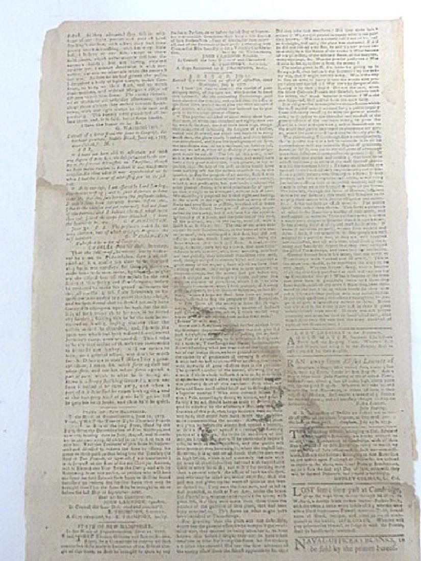 Continental Journal, and Weekly Advertiser 1777 - 2