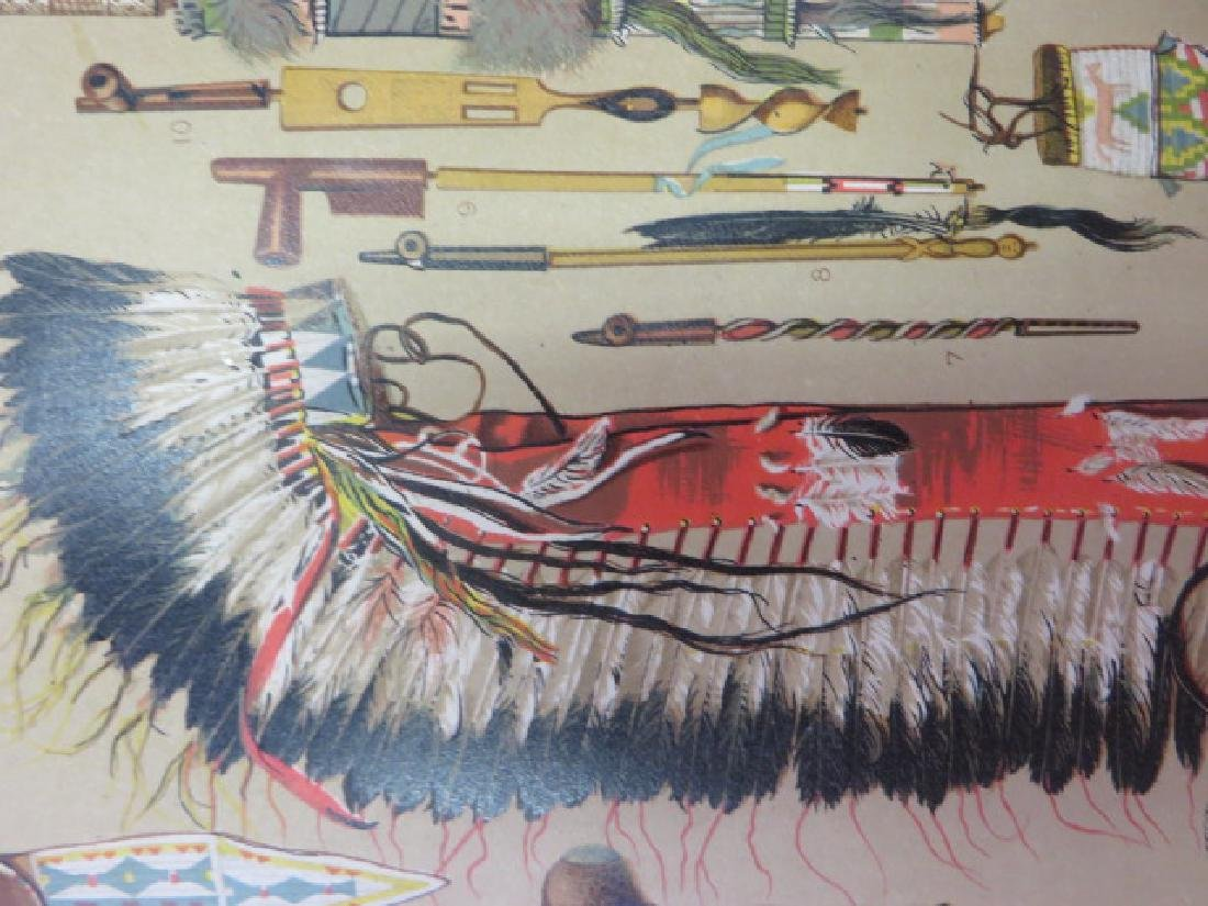 Book. Dodge  Thirty Three Years Among Our Wild Indians - 2