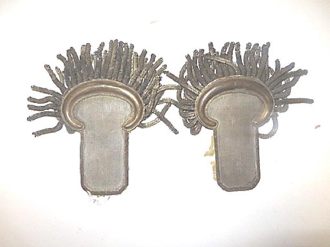 Pr. Civil War Epaulettes