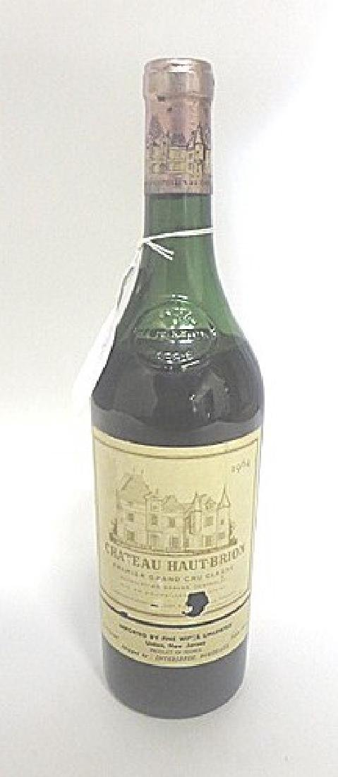 Rare Wine. Chateau Haut Brion 1964