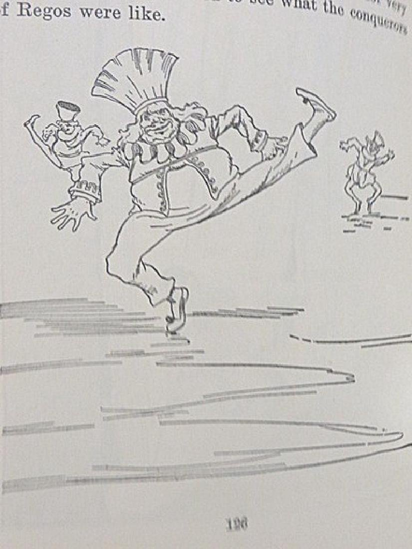 L. Frank Baum. Rinkitink in Oz. First Edition. Illus. - 3