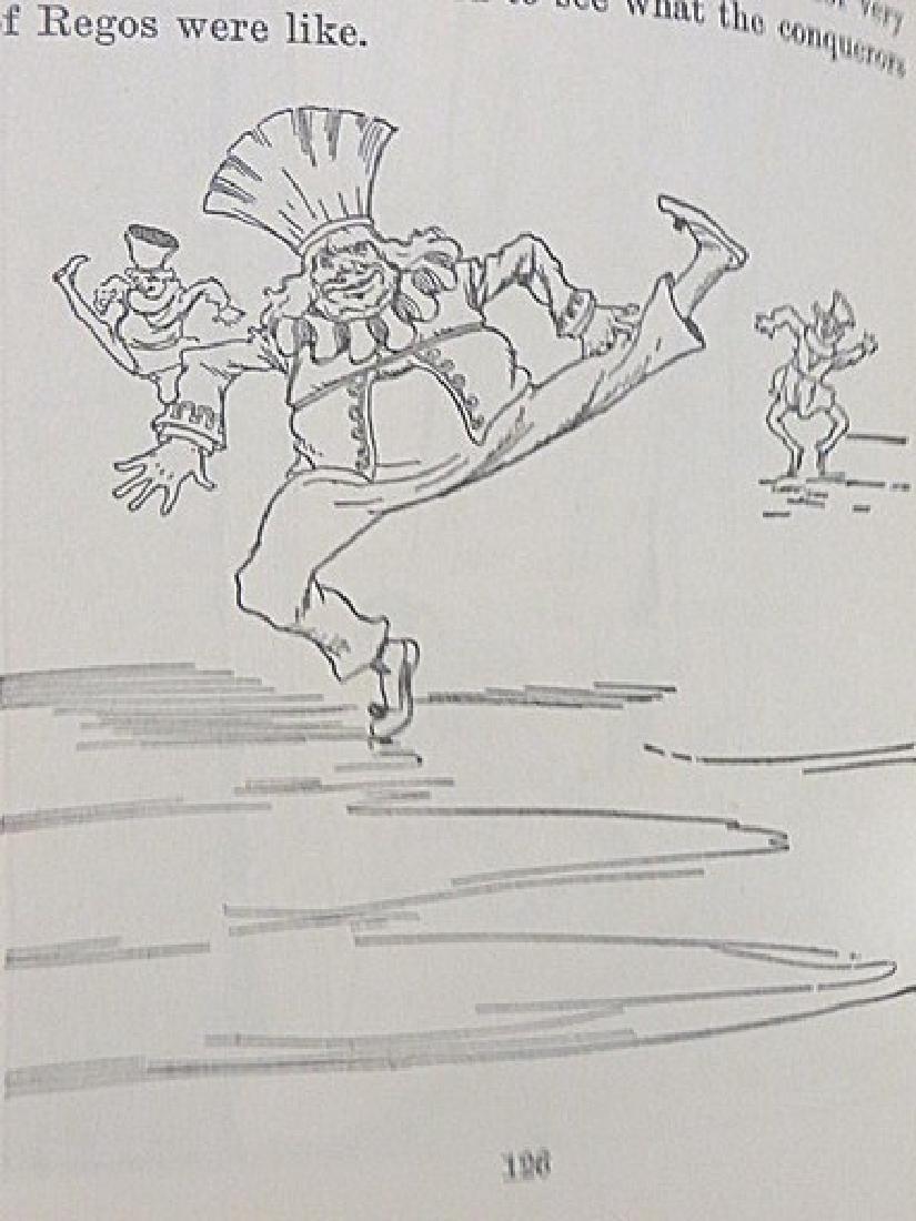 L. Frank Baum. Rinkitink in Oz. First Edition. Illus. - 3
