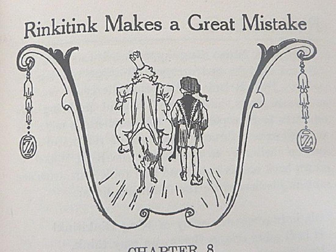 L. Frank Baum. Rinkitink in Oz. First Edition. Illus. - 4