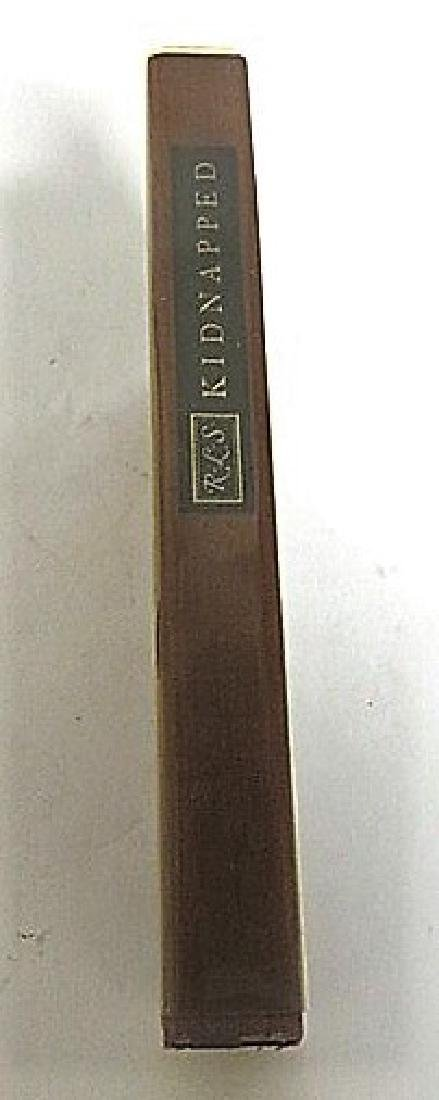 Stevenson. Kidnapped. Limited Editions Club. 1938 - 3