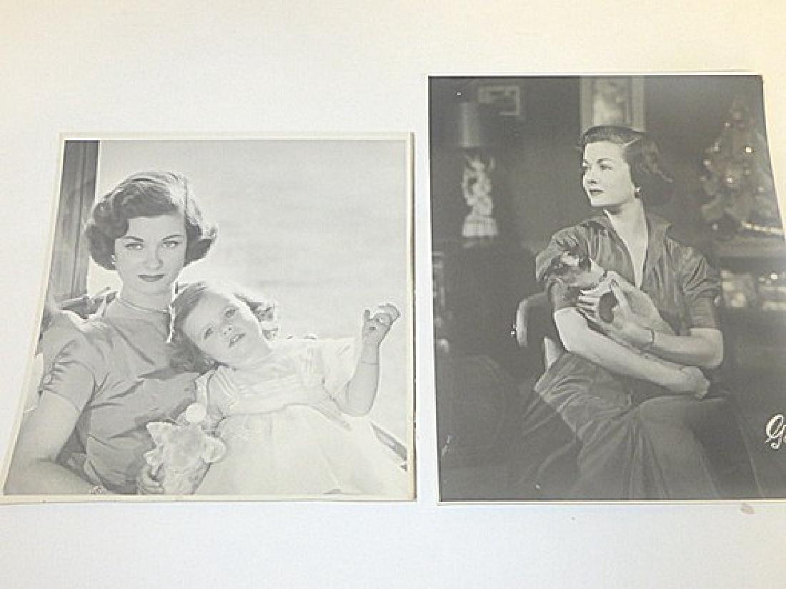 John Engstead Photograph.  Joan Bennet