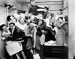 Marx Brothers Movie Photographs.  (4)