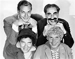 Marx Brothers Movie Photographs.  (4) - 2