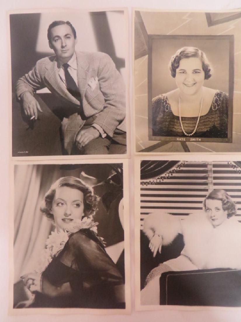 Celebrity Photographs inc a Frank Tanner Portrait (9) - 2