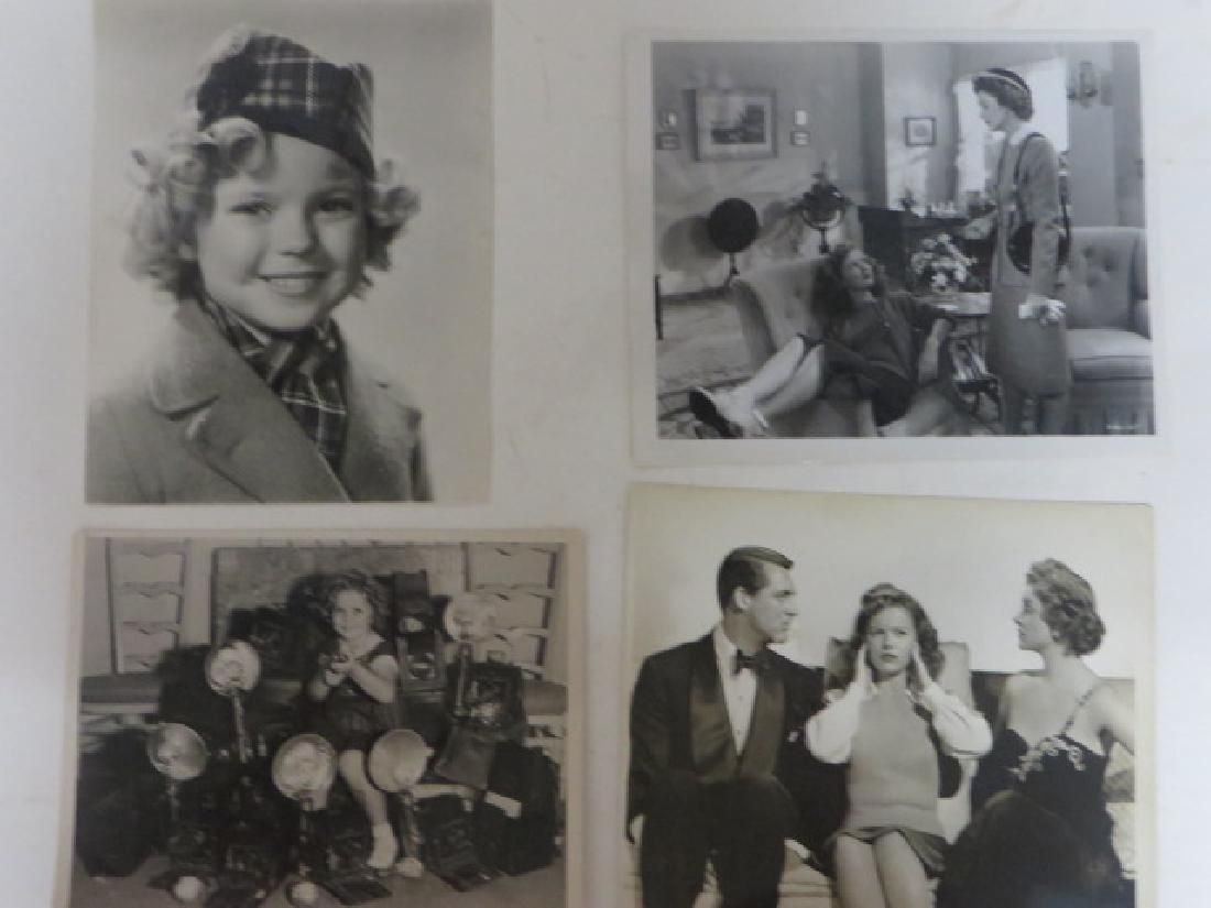 Shirley Temple Publicity Photographs (4)
