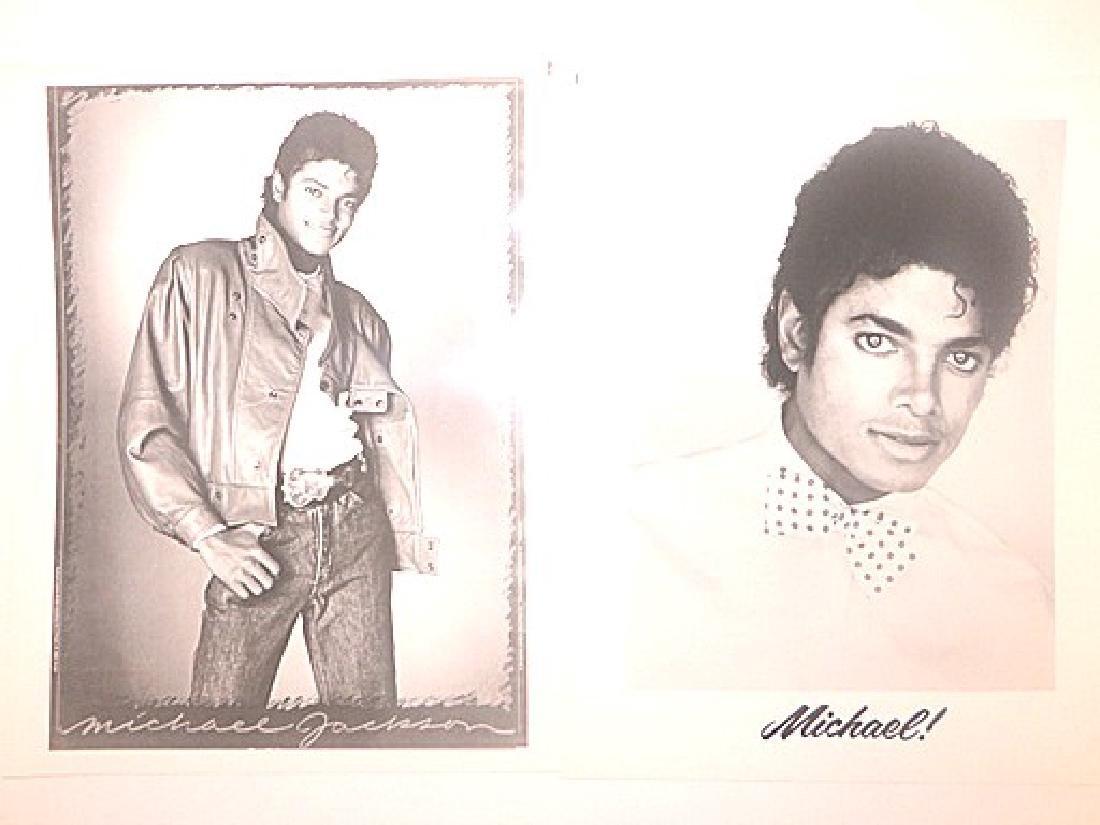 Micheal Jackson Publicity Photographs (2)