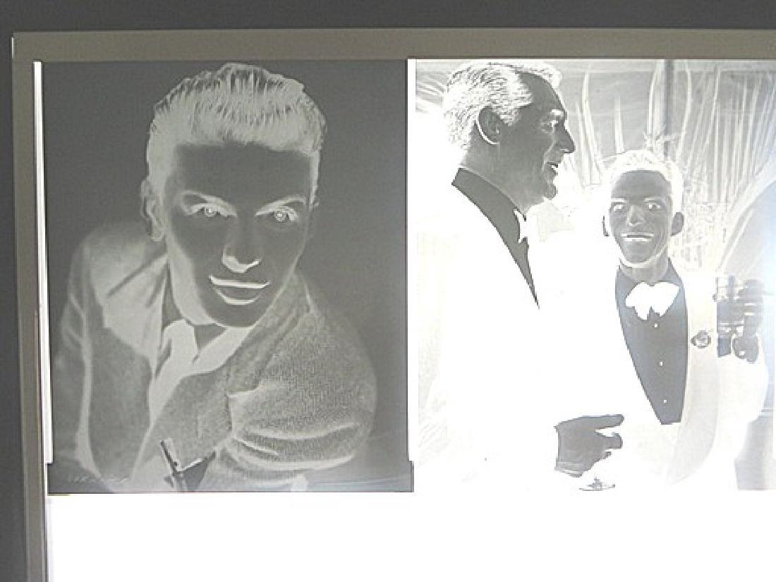 Frank Sinatra Original Portrait Negatives  (6) - 3