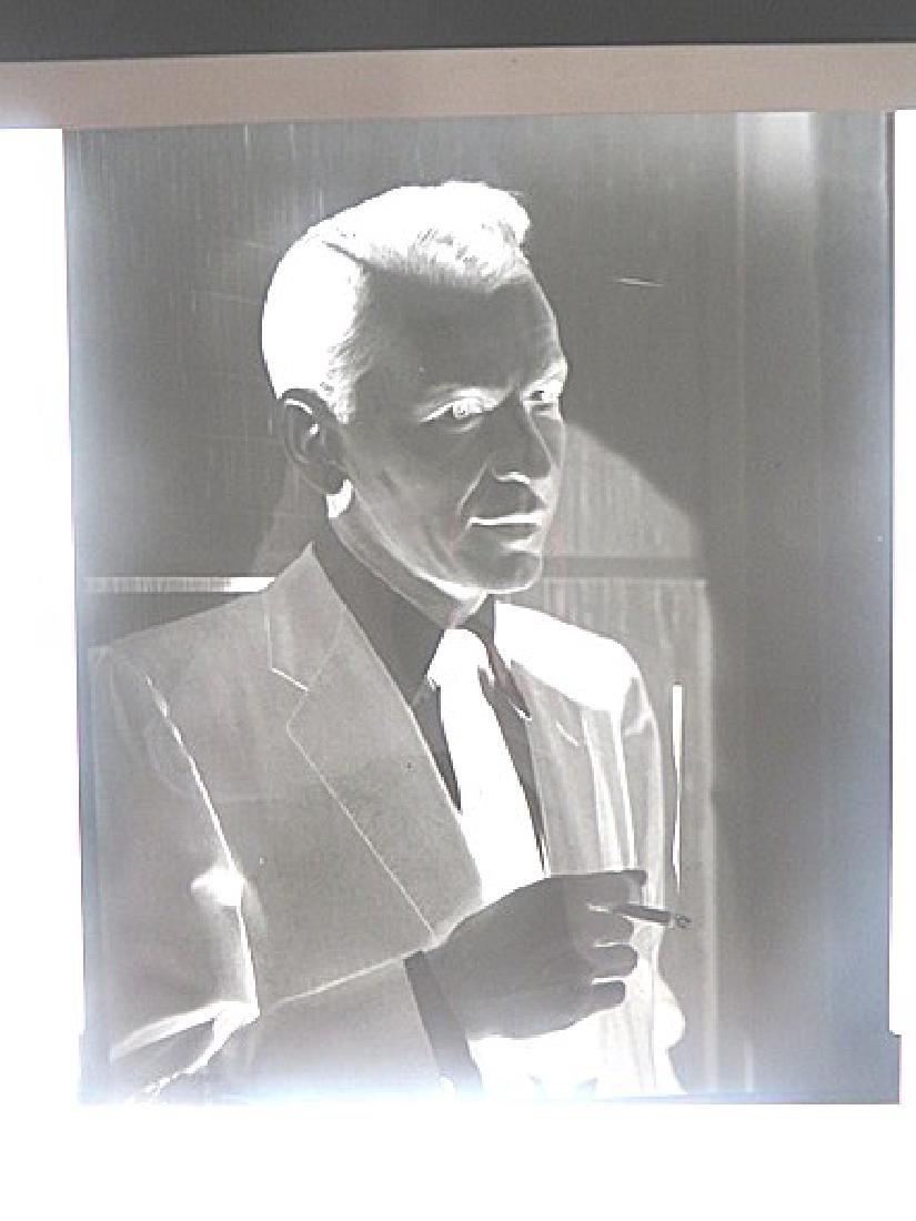 Frank Sinatra Original Portrait Negatives  (6) - 5