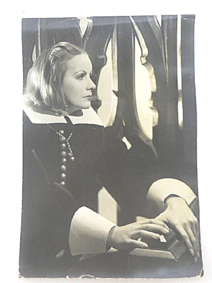 Greta Garbo Publicity Movie Stills (14) - 5