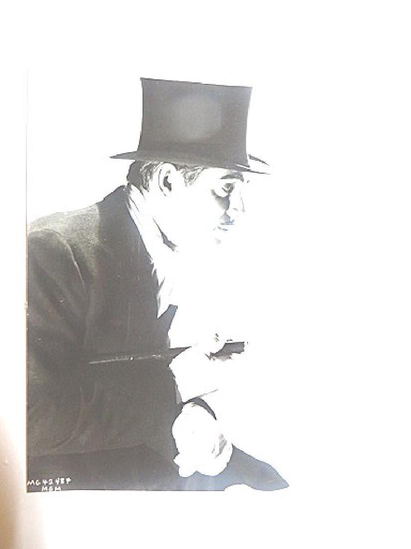 Clark Gable Publicity Photograph