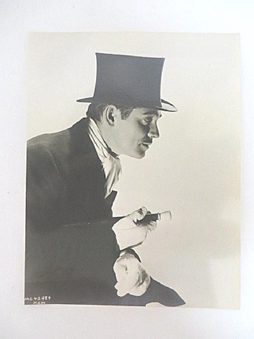 Clark Gable Publicity Photograph - 2