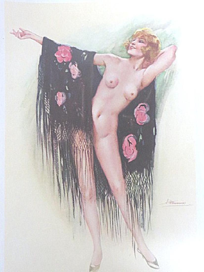 Eros No. 2 Portfolio. March 1922 - 2
