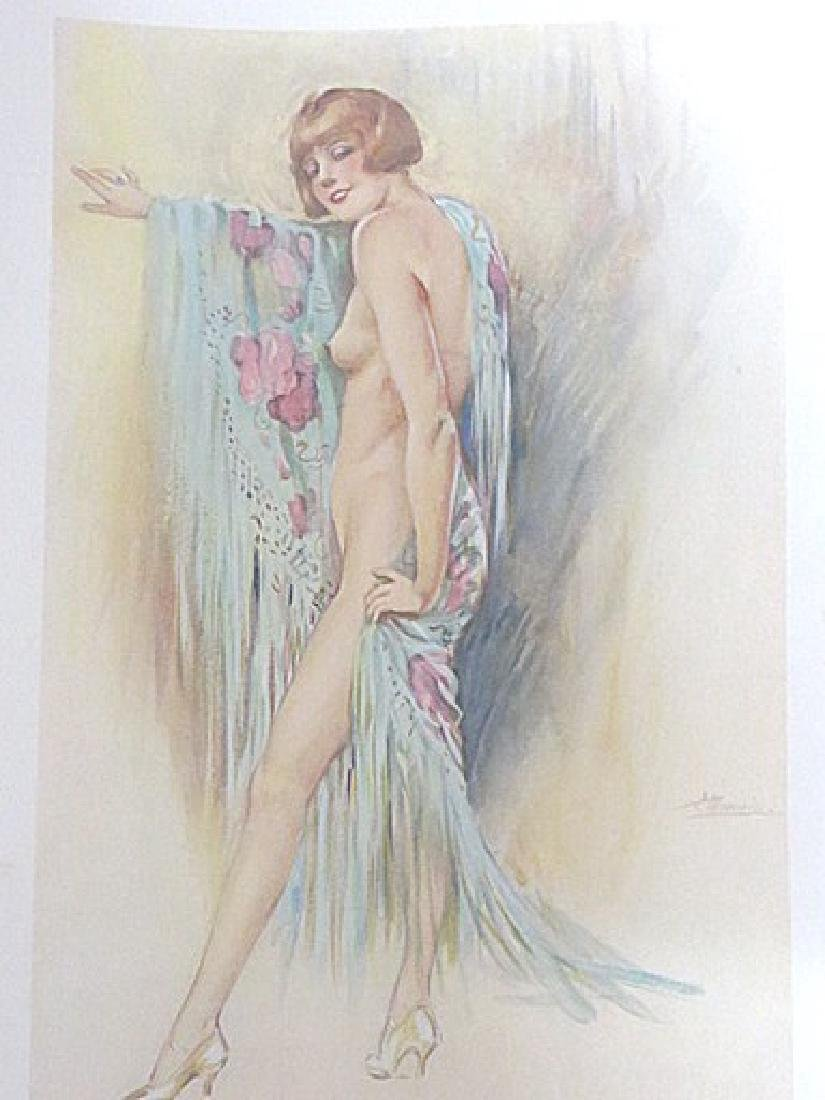 Eros No. 2 Portfolio. March 1922 - 3