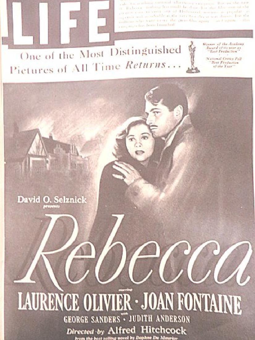 Rebecca Exhibitor's Campaign Book.